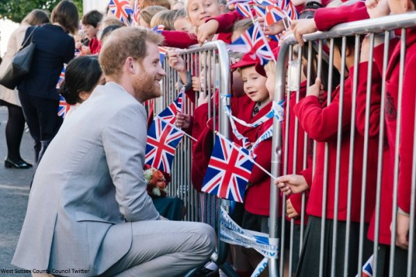 Harry & Meghan Of Sussex - SUSSEX TOUR  , le 03 octobre 2018 _ Suite