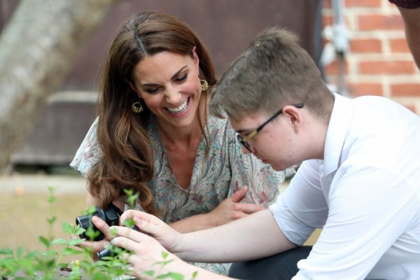 Duchess Catherine - Photography Workshop With Action For Children , le 25 juin 2019 _ Suite