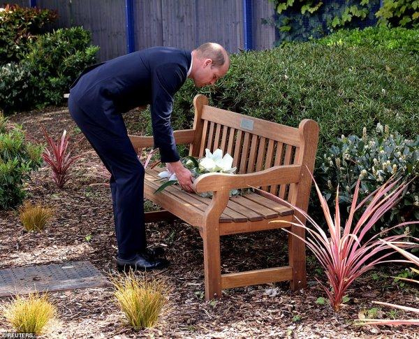 Prince William - Croydon Custody Centre , le 12 Mai 2021