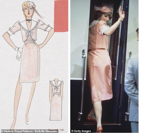Princess Diana - Royal Style in the Making , le 20 Mai 2021