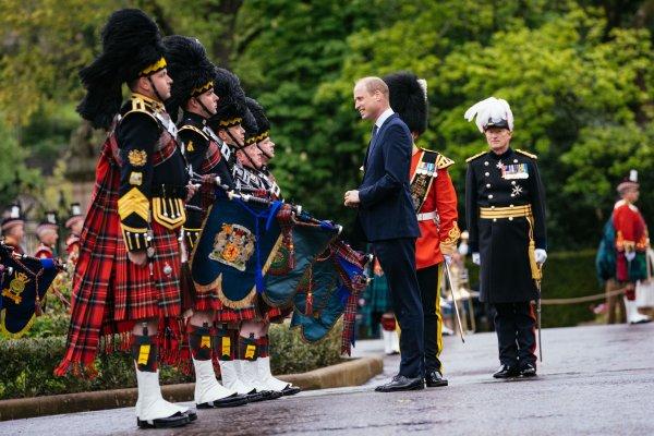 Prince William - Scotland Solo Jour 1 , le 21 Mai 2021 _ Suite