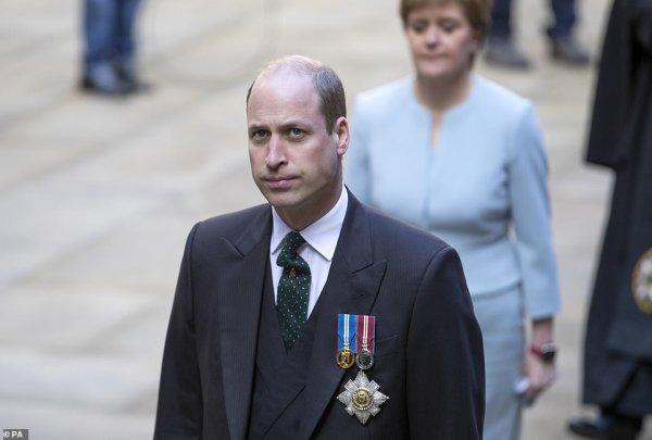 Prince William - Scotland Solo Jour 2 , le 22 Mai 2021
