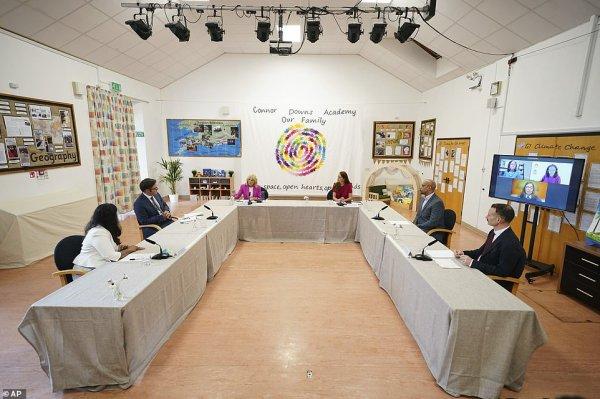 G7 Summit , le 11 juin 2021 _ Suite