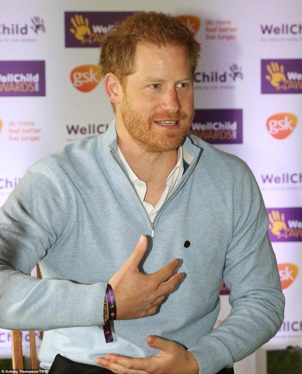 Harry Of Sussex , le 30 juin 2021