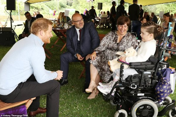 Harry Of Sussex , le 30 juin 2021 _ Suite