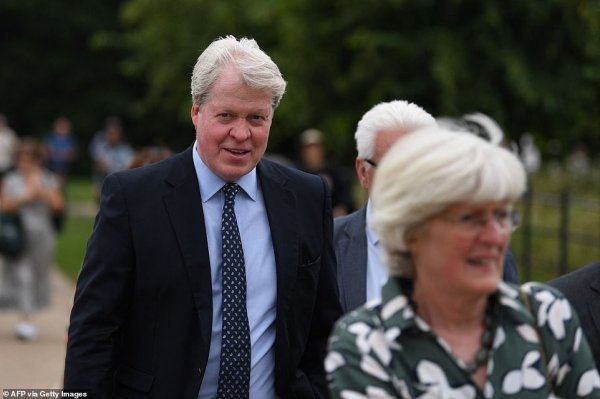 William et Harry - Diana, Princess Of Wales Statue Unveiling , le 01er Juillet 2021