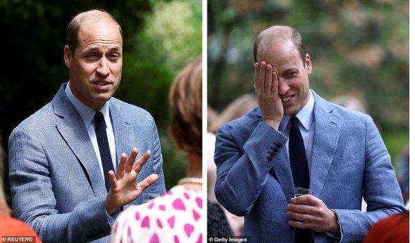 Prince William - NHS Service Of Commemoration, le 05 juillet 2021 _ Suite