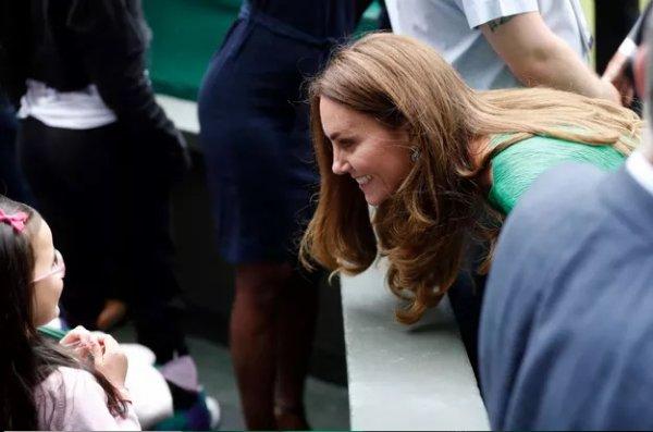 William & Catherine - 2021 Ladies' Singles Final Wimbledon, le 10 Juillet 2021 _ Suite
