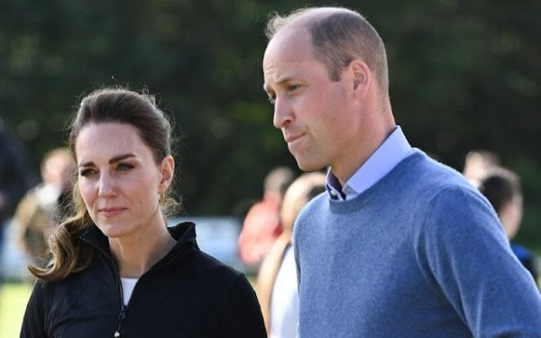 William & Catherine - Derry Northern Ireland ,le 29 Septembre 2021 _ Suite
