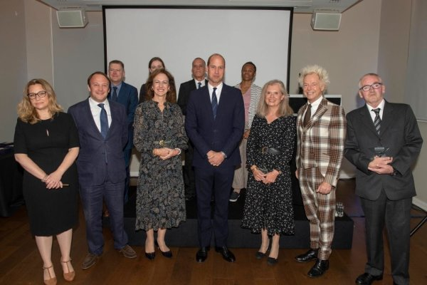 Prince William - 40th Anniversay Homeless Charity The Passage , le 30 Septembre 2021 _ Suite