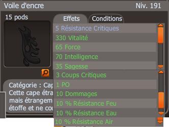 VRC : Voile, Rasboulaire, Chapignon