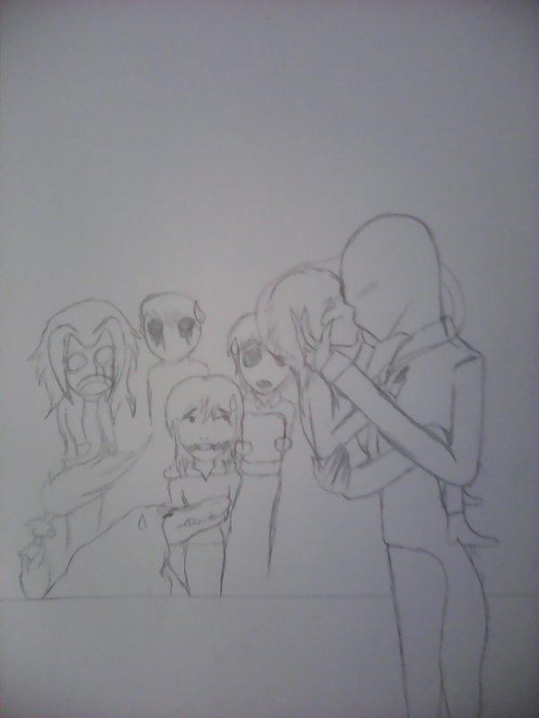 Mon dessin bien nulle à chier