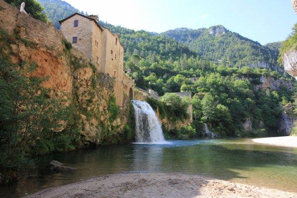 Mas de St Chély-du-Tarn