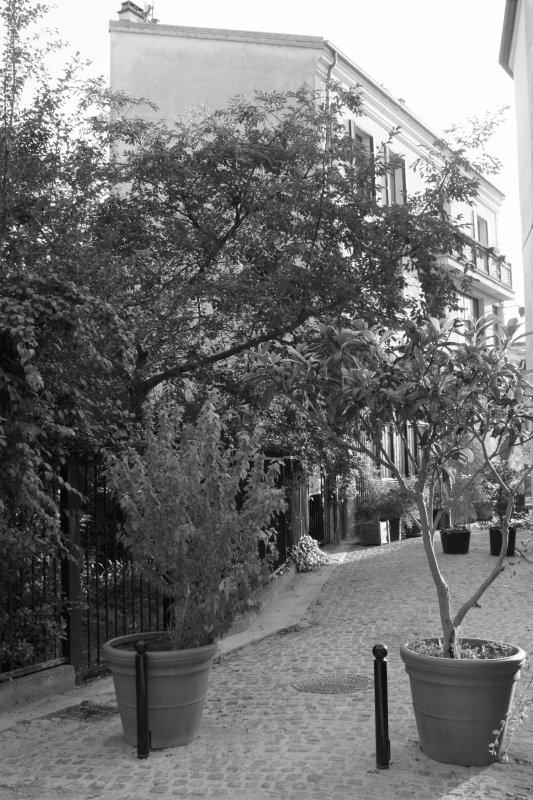 Le Marais ...
