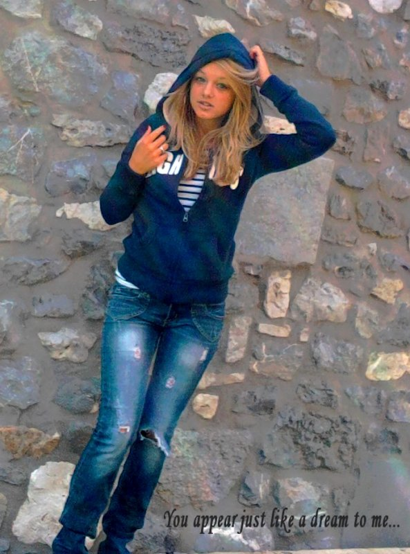 Mégane ; 14ans ; Arp