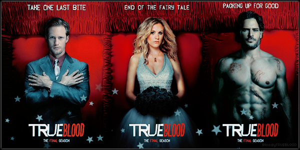 ➜ On BloodyTRUEBLOOD.Skyrock.com -_~-_True Blood .  _____Article-_#-_o._-;-_Affiche Promo -_True Blood Season 7___..___________________-Création- | -Décoration -
