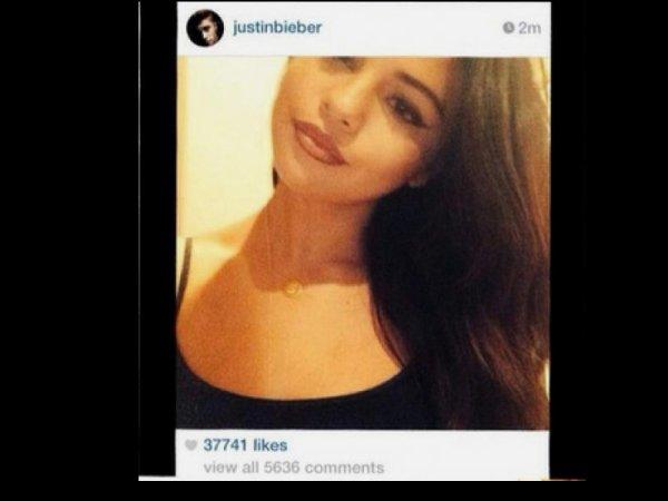 Chantel Jeffries complimente Selena Gomez sur Instagram !
