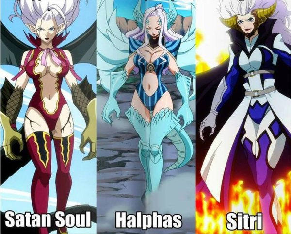 Les transformation du Mirajane