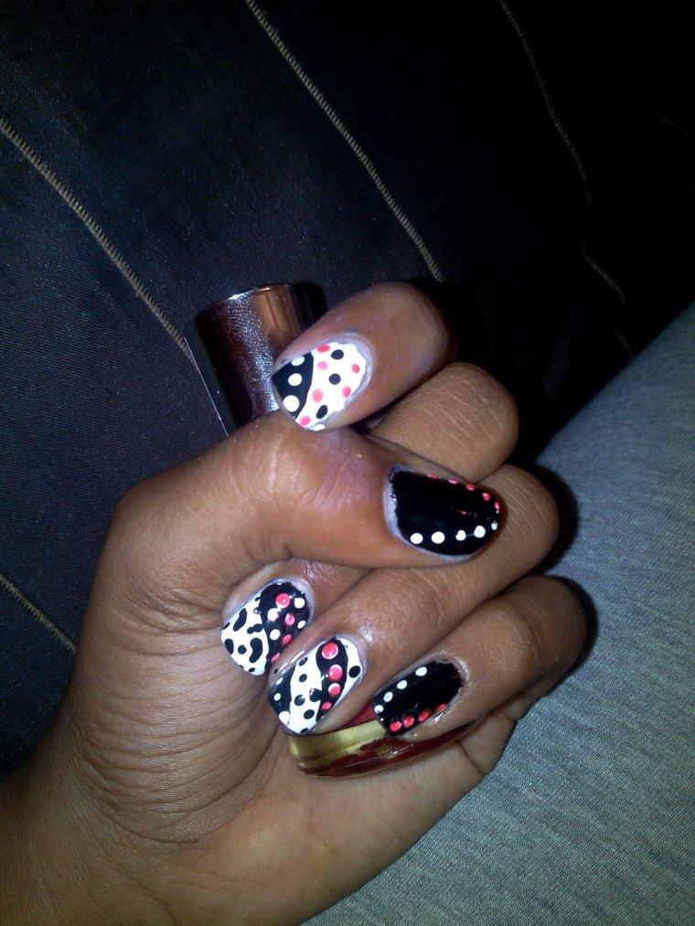 alor? pour mok new nail art