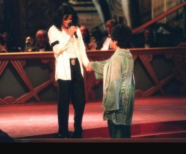 « On a tous une raison de vivre, la mienne s'appelle Michael Jackson. »