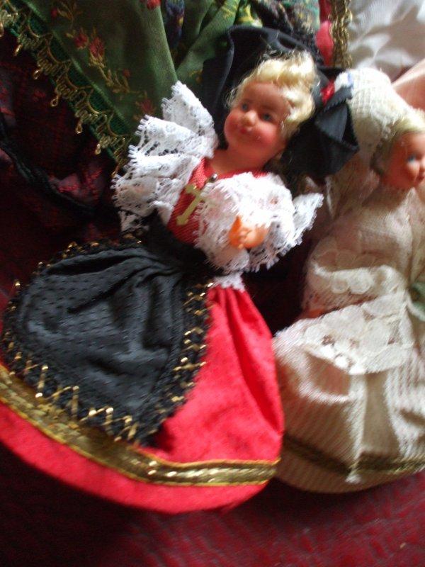vente  poupées