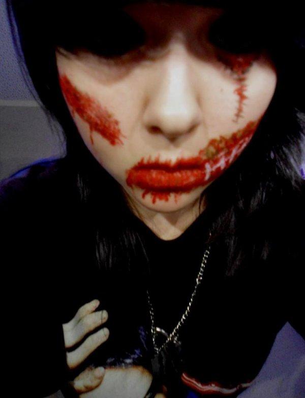 Un jours j'irais a la zombie walk !