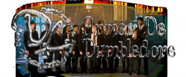 membre de l'armee de Dumbledore