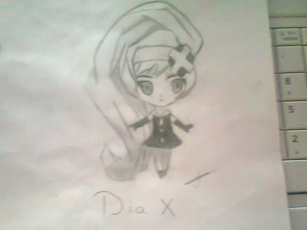 Mes dessin!