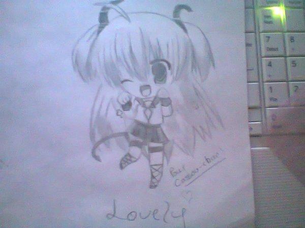 Mes dessin !Spécial !