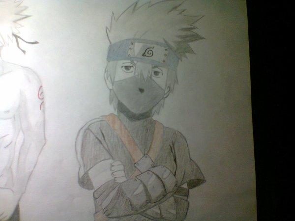Mes dessin 8D (encore u_u)