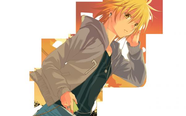 Présentation des personnage: Sai Haimura