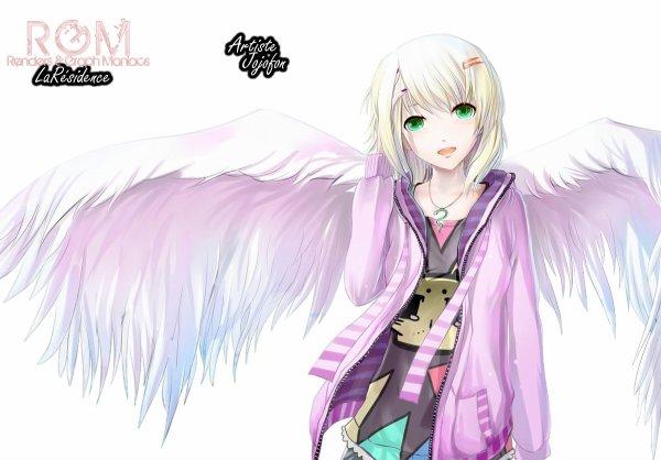 Présentation des personnage: Aoi Satsuki
