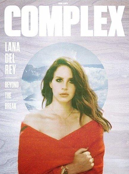Couverture du magazine Complex + photohoot