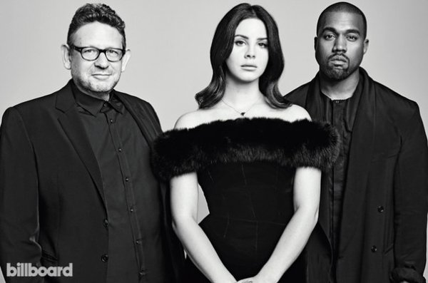 Couverture du magazine Billboard
