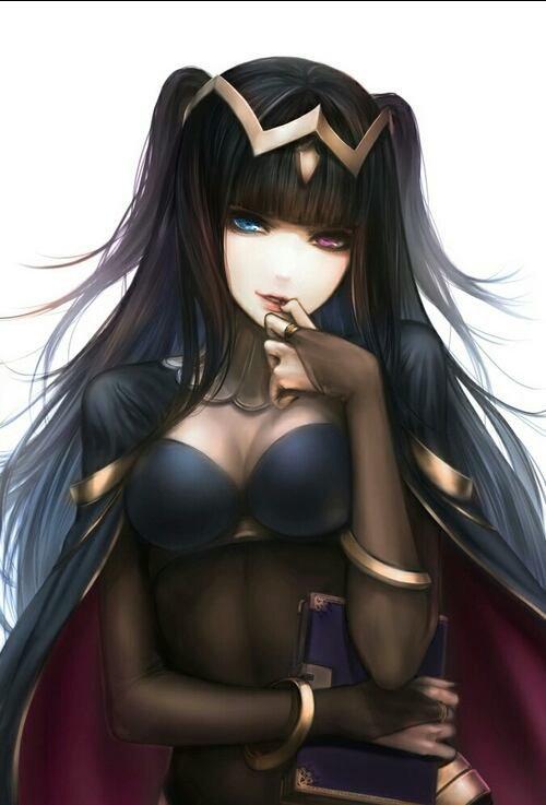 Fille cheveux noir #7
