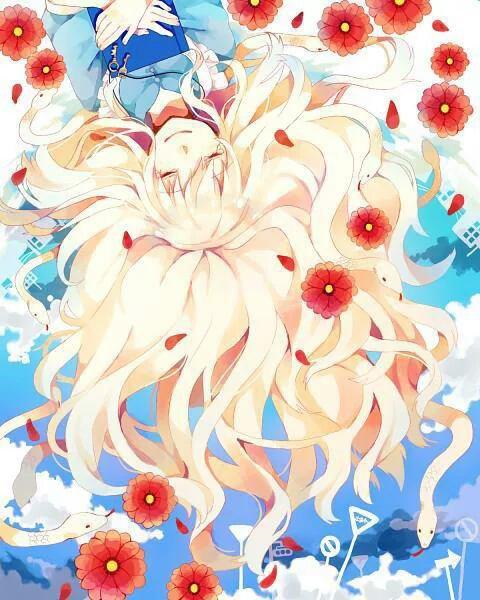 Fille blonde #4