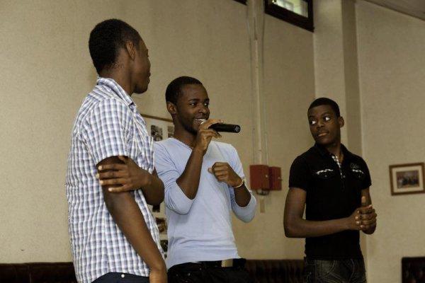 Le Trio-Rap
