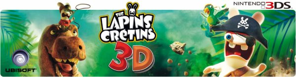 The Lapins Crétins 3D