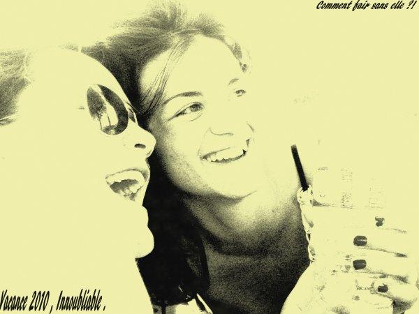 Mandy & Rébecca.