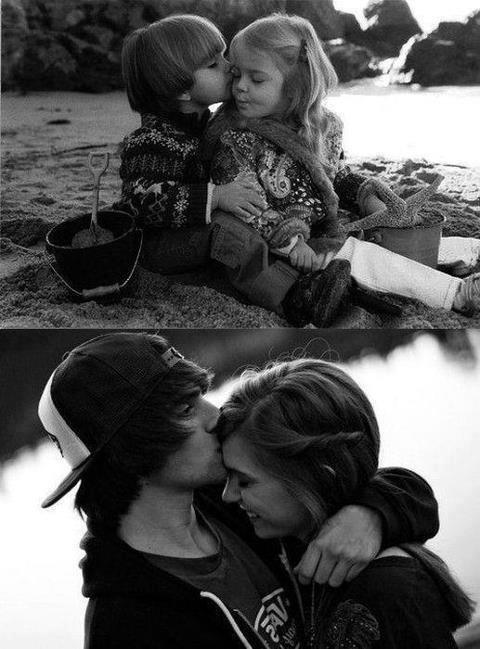 Et puis, pourquoi devoir se justifier, l'amour ne s'explique pas. ♥