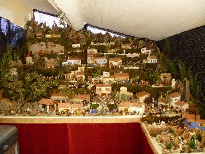 La crèche et son village Provençal 2011