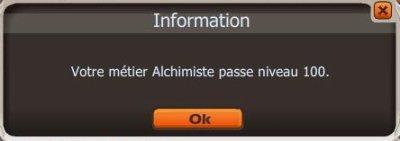 Alchimiste 100