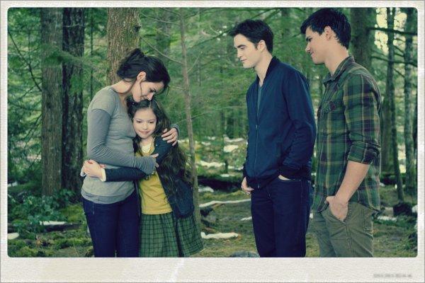 Twilight : Révélation 2ème Partie