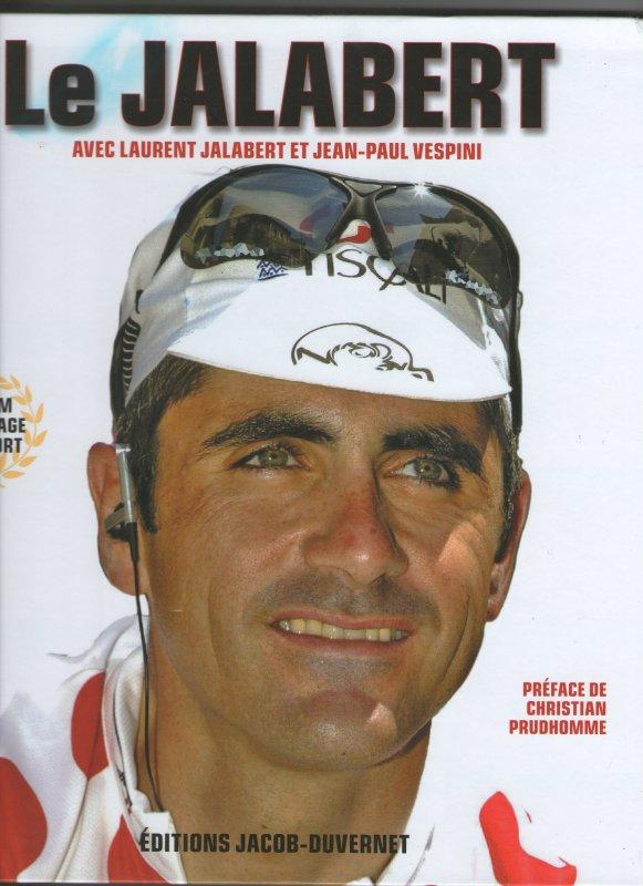 Le livre de Laurent Jalabert