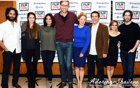 . Film Independent's Live Read of Woody Allen's Manhattan