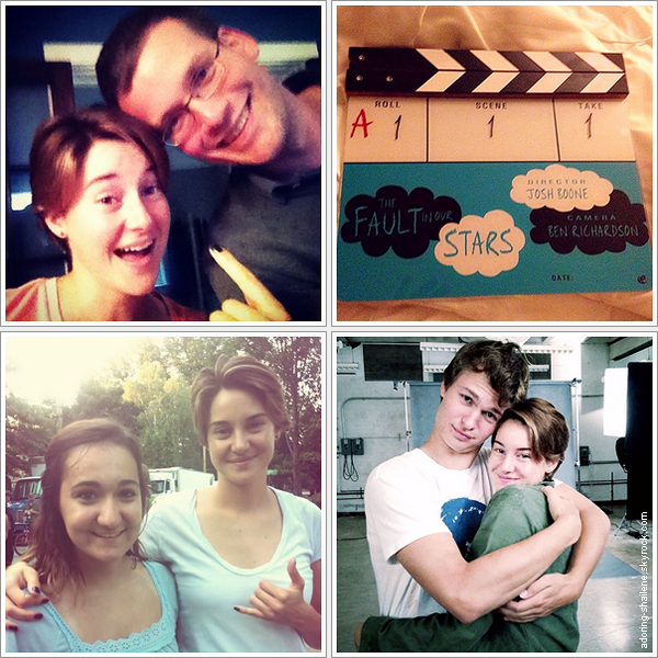 . Tournage de The Fault in Our Stars