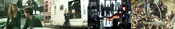. Nouveau Behind The Scenes de Divergent