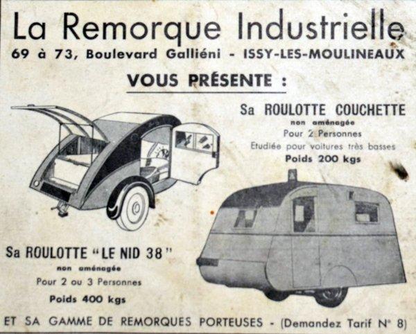 La remorque industrielle
