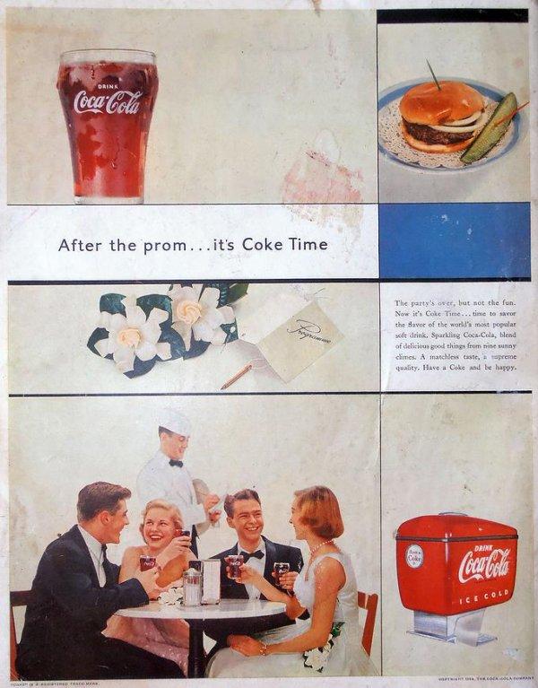 Publicité 1954