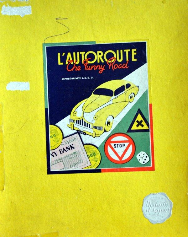 Trouvaille du jour : Autoroute